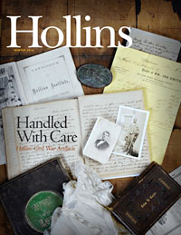 Hollins magazine Winter 2012