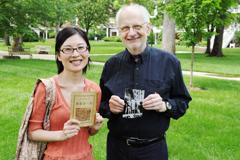 R.H.W. Dillard and Ayako Matsushita M.F.A. '12