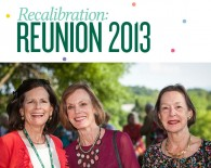 Recalibration: Reunion 2013