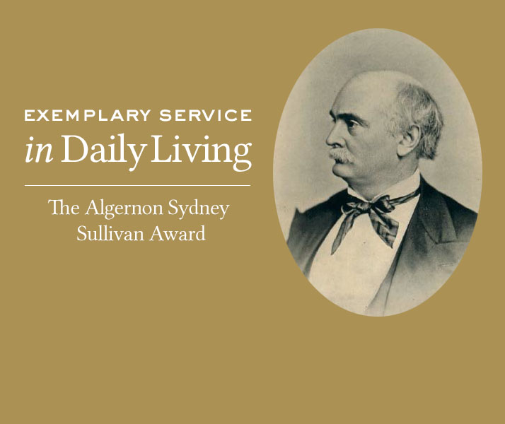 Exemplary Service in Daily Living