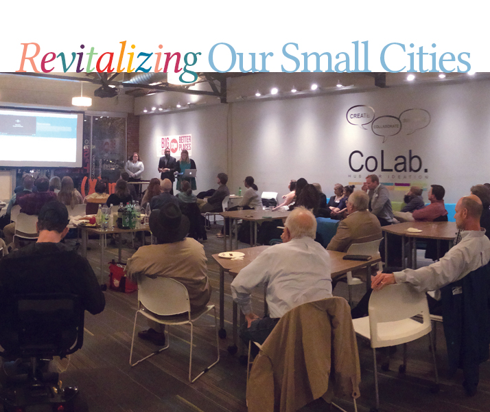 Revitalizing Our Small Cities