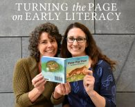 Turning the Page on Early Literacy