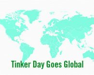 Tinker Day Goes Global