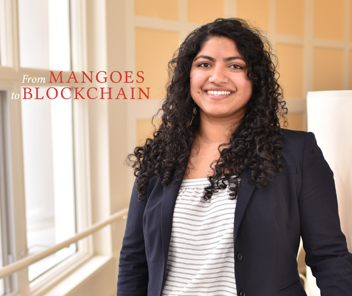 From Mangoes to Blockchain