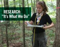 "Research: ""It's What We Do"""