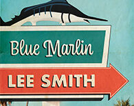 Blue Marlin by Lee Smith