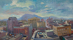 Bill White, Downtown Rooftops 1