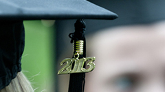 "Hollins' Class of 2013 Encouraged at 171st Commencement, ""What is Wrong with the World Can be Fixed."""