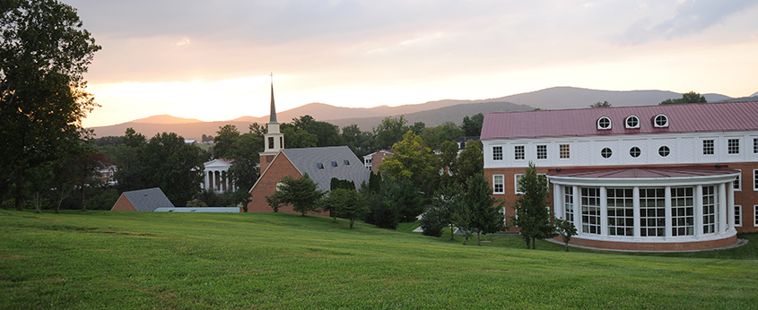 Hollins campus for transfer page