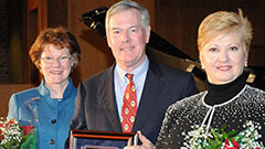 Hollins Celebrates Founder's Day, 'All-Steinway School' Designation