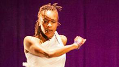 M.F.A. in Dance Student Wins AAUW Career Development Grant