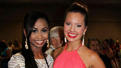 Miss America's Outstanding Teen Contestants Earn Hollins Scholarships