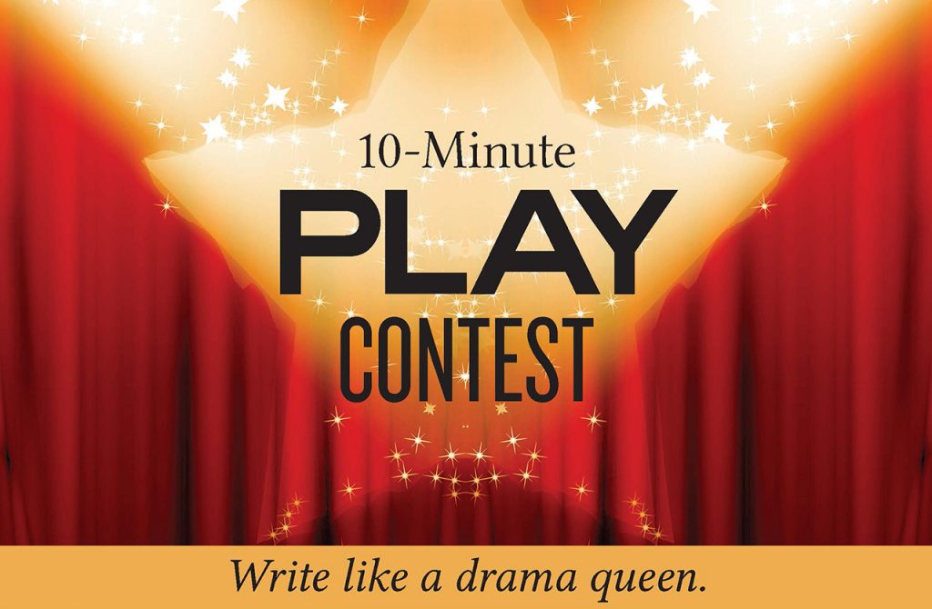 10-Minute Play Contest