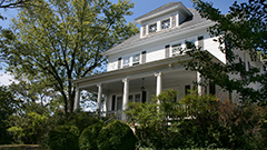 Hollins Gets $20,000 for Hill House Preservation