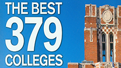 "The Princeton Review Features Hollins in ""The Best 379 Colleges"""