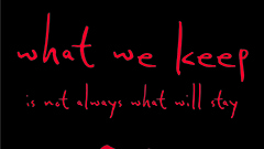 whatwekeep