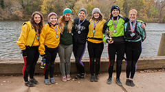 Whitewater Racers Capture Second at Collegiate Race Series National Championships
