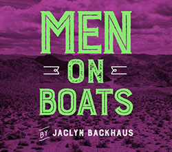 Men on Boats production image