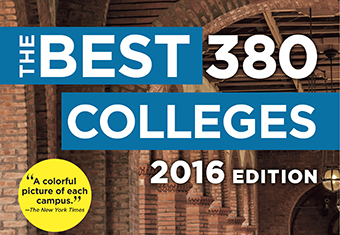 The Best 380 Colleges