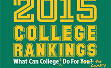Hollins Among the Nation's Top 100 Liberal Arts Colleges that Contribute to the Public Good