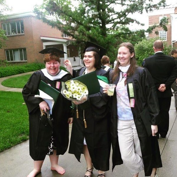 Three years ago, these goobers graduated -- and they're still the very best friends anyone could have. #myhollins y'all #tbt