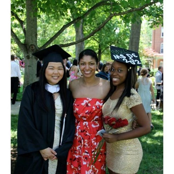 I can't believe it's now been 4 years since I graduated college  #imgettingold #whenwewereyoung #graduation #collegegraduate #graduate #throwback #hollinsalum #myhollins #hollinsuniversity #hollins