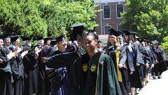 WSLS 10: Hollins University Students Graduate This Weekend
