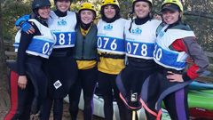 Downriver Racing Team Captures Second at ACA National Championships