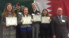 Hollins Students Earn Accolades at Model Arab League