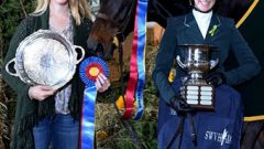 Hollins Riders Shine at SWVHJA Horse Show