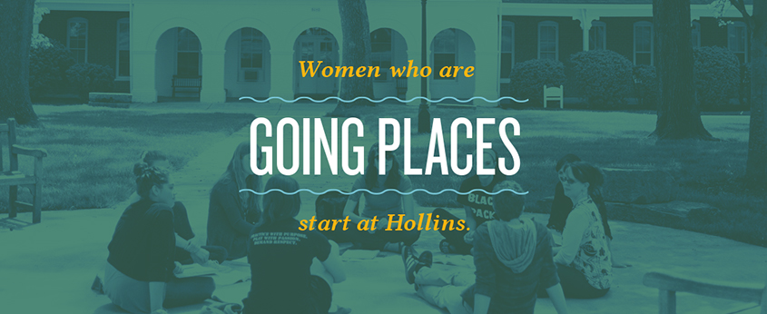 Women Who Are Going Places