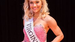 First-Year Student Is Crowned Miss Teen Virginia United States