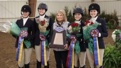 Hollins Captures Old Dominion Athletic Conference Equestrian Title