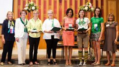 Distinguished Alumnae Award Recipients Are Honored