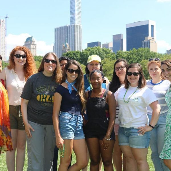 NYC hollins picnic