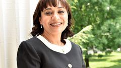 President Lawrence Declares Hollins' 176th Academic Year in Session