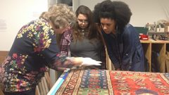Islamic Art Loan Immerses Students in Object-Based Learning