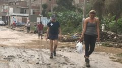 Hollins Senior Finds Her Calling During Peruvian Disaster