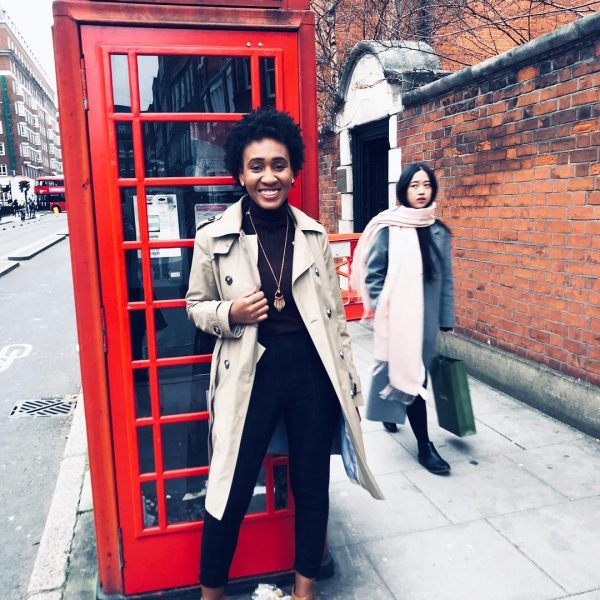 Photo of Nadia London phonebooth