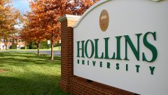 For the First Time, Hollins Students Take Top Spots at Research Forum