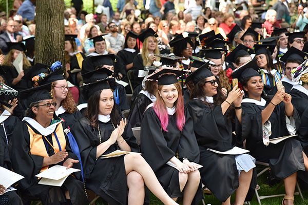 176th Commencement - 1