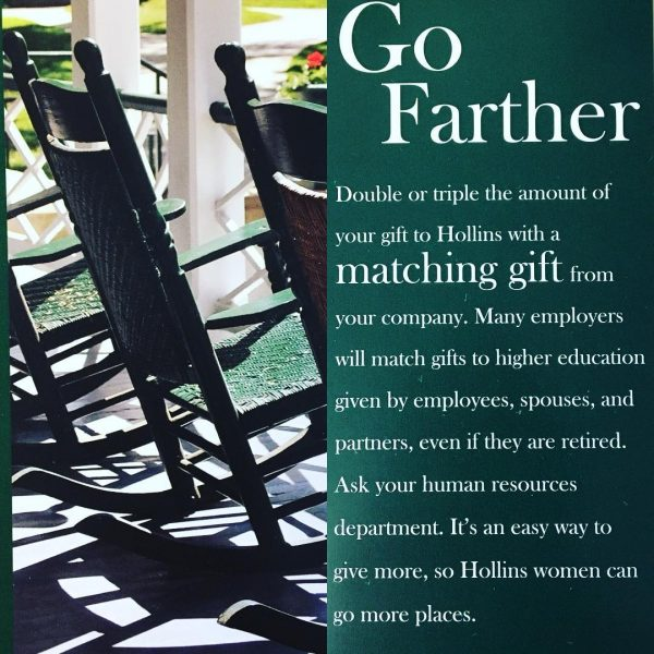 Photo of Go Farther flyer