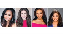 Four Hollins Contestants to Vie for Miss Virginia