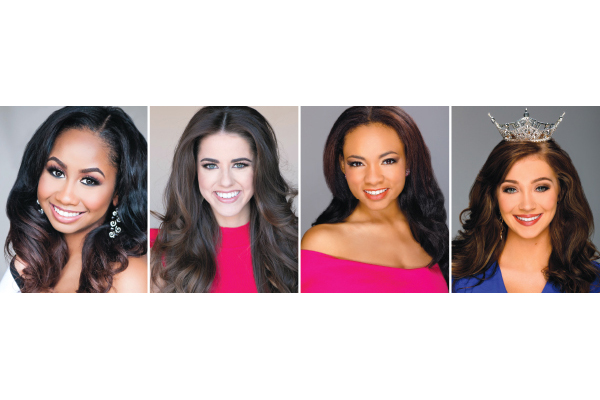 Miss VA Contestants