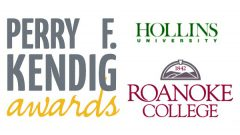 Hollins, Roanoke College Announce Perry F. Kendig Award Winners for 2019