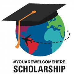 Logo for YouAreWelcomeHere Scholarship