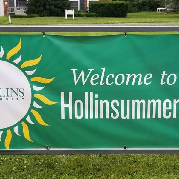 Photo of Hollinsummer sign
