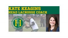 Hollins Tabs Keagins to Lead Lacrosse Program