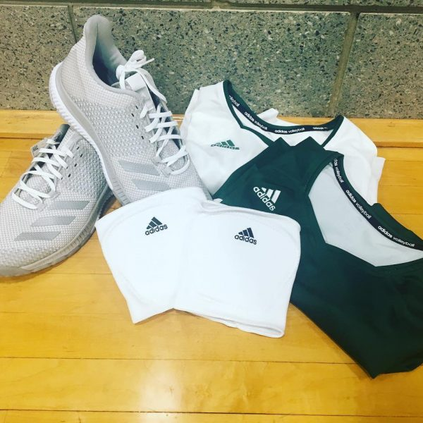 Photo of volleyball gear