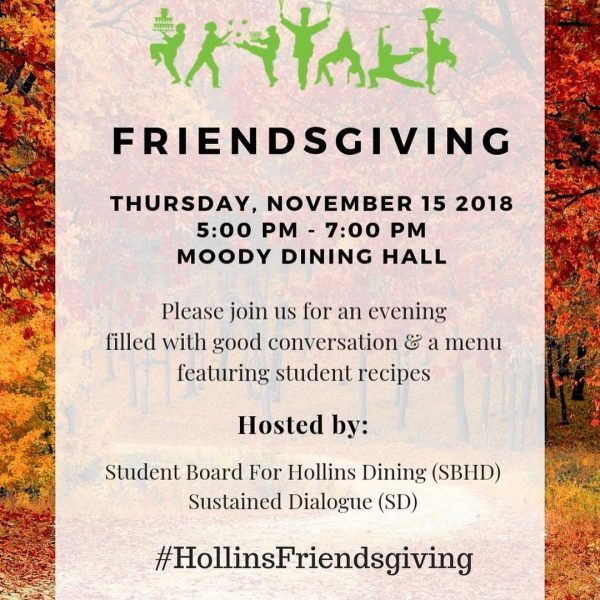 Photo of Friendsgiving poster